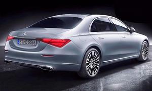 Mercedes S-Klasse (2020)