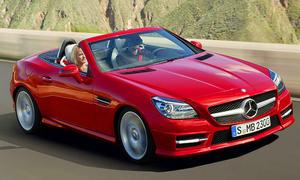 Gebrauchter Mercedes SLK
