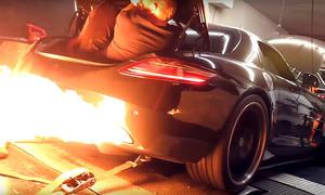 Mercedes SLS AMG von World Motorsports