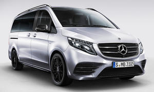 Mercedes V-Klasse Night Edition (2018)