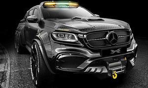 Mercedes X-Klasse 6x6 Carlex Design