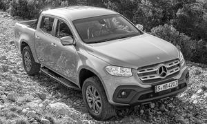 Mercedes GLT Pick-up