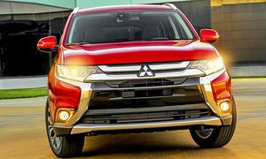 Mitsubishi Outlander Facelift (2015)