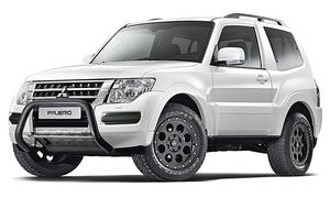 Mitsubishi Pajero Final Edition (2018)