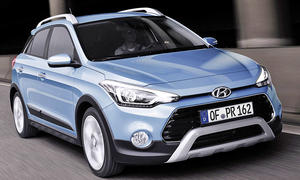 Neuer Hyundai i20 Active (2016)