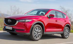 Neuer Mazda CX-5 (2017)