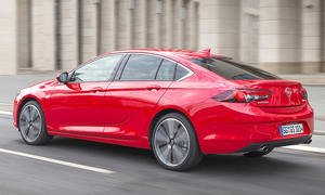 Neuer Opel Insignia (2017)