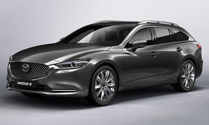 Mazda6 Kombi Facelift (2018)