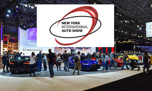New York Auto Show 2020