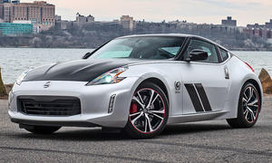 Nissan 370Z Facelift (2017): 50th Anniversary Edition