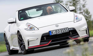 Nissan 370Z Nismo Roadster RS (2017)