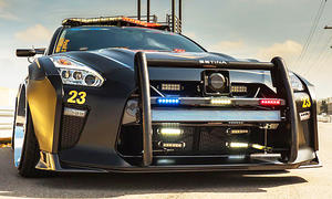 Nissan GT-R Pursuit 23 (2017)
