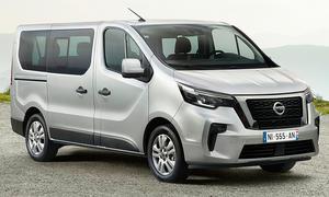 Nissan NV300 Combi Facelift (2021)