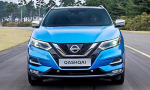 Nissan Qashqai Facelift (2017)