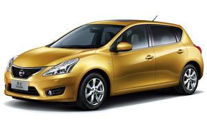 Nissan Tiida (2012)