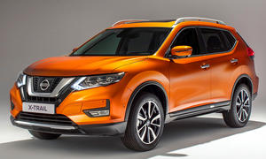 Nissan X-Trail Facelift (2018)