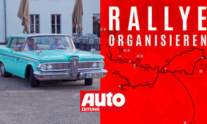 Rallye-Organisation: Ratgeber-Video