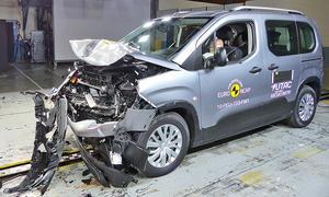 Opel Combo (2018): Crashtest