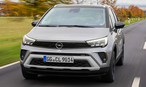 Opel Crossland Facelift (2020)