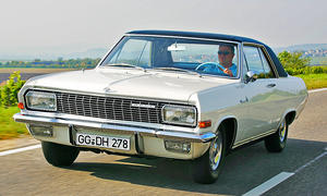 Opel Diplomat V8 Coupé: Classic Cars