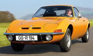 Opel GT 1900: Classic Cars