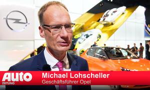 Opel auf der IAA 2019