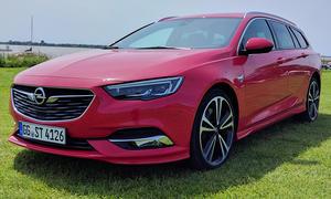 Opel Insignia Sports Tourer (2017)