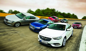 Insignia Grand Sport/A4/Mondeo/Optima/Talisman/Superb