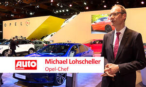 Opel auf der Motor Show Brüssel 2020