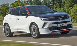 Opel Mokka von Irmscher