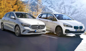 BMW 225xe Active Tourer/Mercedes B 250 e