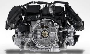 Porsche 718 Motor