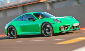 Neuer Porsche 911 GTS (2021)