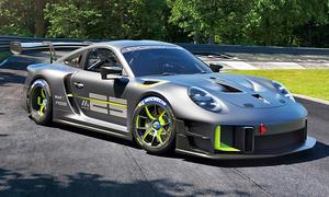 Porsche 911 GT2 RS Clubsport 25 (2021)