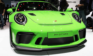 Porsche 911 GT3 RS Facelift (2018)