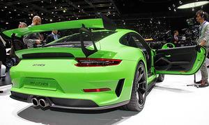 Porsche 911 GT3 RS Facelift (2018)