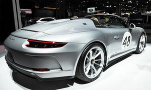 Porsche 911 Speedster (2019): Video