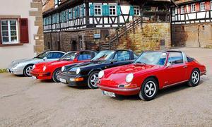 Porsche 911 Targa F, G, 964, 993: Classic Cars