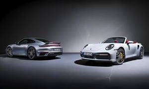 Porsche 911 Turbo S (2020)