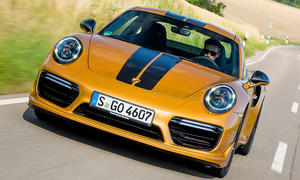 Neuer Porsche 911 Turbo S Exclusive
