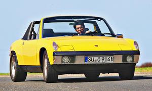 Porsche 914/6: Classic Cars
