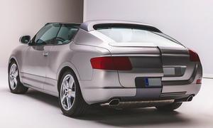 Porsche Cayenne Carbiolet (2002)