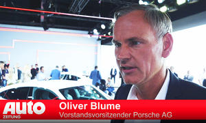 Porsche auf der IAA 2019