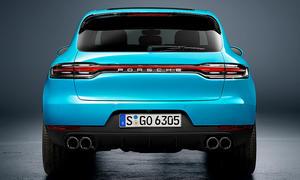 Porsche Macan Facelift (2018)