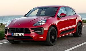 Porsche Macan GTS Facelift (2020)