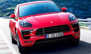 Porsche Macan GTS (2015)