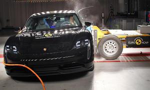 Porsche Taycan (2010) Crashtest