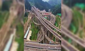 Qianchun Interchange (China)
