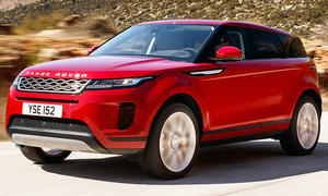 Range Rover Evoque P200: Test