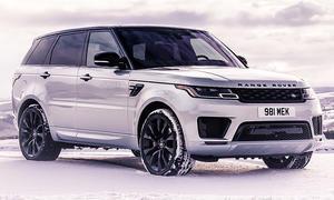 Range Rover Sport HST (2019)